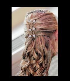 Nutcracker Clara hairstyle