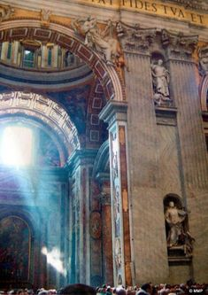 Can you see the angel? Ghostly angel appeared in photo at Vatican.