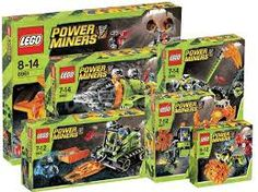 Image result for lego power miners
