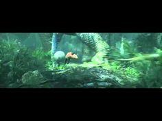 ЖИВАЯ ПРОГУЛКА С ДИНОЗАВРАМИ   В игре виртуальной реальности Robinson   Смотреть трейлер - YouTube