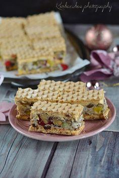 Koskacukor: Mozaik szelet Biscotti, Sweet Recipes, Waffles, Clean Eating, Bread, Chocolate, Breakfast, Food, Bakken