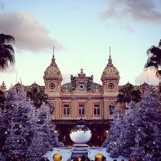 #Larvotto #monaco #monte #carlo #december #winter #casino #christmas #snow #decorations by izadab from #Montecarlo #Monaco