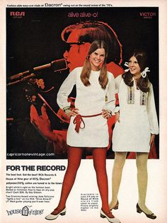 1970 teen magazine rca records fashion promo  with jose feliciano