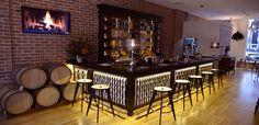 Nant Whisky bar at Emporium