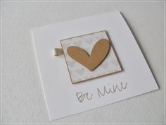 Carolas Bastelstübchen: Zum Valentinstag......♥.............