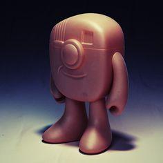 Instagram Logo Mascot Toy Design Concept on the Behance Network