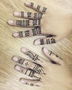 Henna Tutorial, Henna Patterns, Print Tattoos