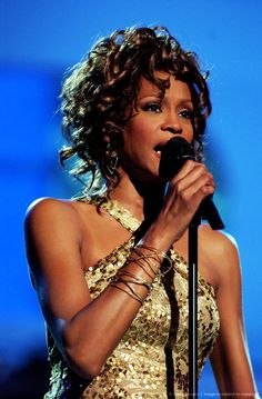 Whitney Houston ... i believe in miracles