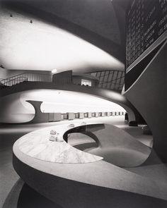 Ezra Stoller, 'Eero Saarinen, TWA Terminal, New York International (now John F. Kennedy International) Airport, New York,' 1962, San Francisco Museum of Modern Art (SFMOMA)
