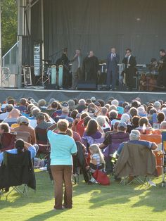 Dailey & Vincent Concert - Gainesboro TN 2011 by poppatiller, via Flickr