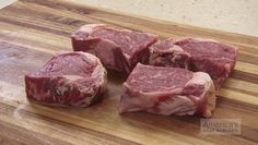 If you�re thawing your steak before you cook it you�re doing it wrong.