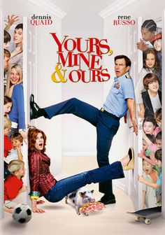 """Dennis Quaid and Rene Russo take on the roles made famous by Henry Fonda and Lucille Ball in this remake of the 1968 comedy about two single parents who plan to marry and merge their broods into one """"happy"""" family."""