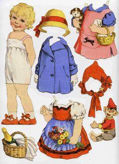 Vintage paper doll - http://medlem.spray.se/malinfritzell/images/Flicka15.jpg
