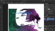 Affinity Designer Tutorial –  Werkzeuge/Tools Pixel Persona Export Persona