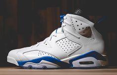 "Air Jordan 6 Retro ""Sports Blue"" - EU Kicks: Sneaker Magazine"