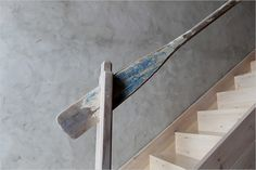 railings for the #stairs in #nautical style