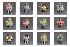Bendy Dolls - Ballerinas and Cupcake Fairies | Flickr - Photo Sharing!