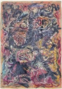 Motif - (Jackson Pollock)