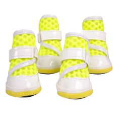 ELINKMALL Pet Small Dog Anti-Slip Shoes Small Breathable Mesh Sports Boots ** Check this awesome product by going to the link at the image. (This is an affiliate link and I receive a commission for the sales)