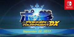 #PokkenTournamentDX will release for #Switch on Sept 22nd, 2017! http://www.pokemondungeon.com/game-news/pokken-tournament-dx-pokemon-ultra-sun-moon-announced