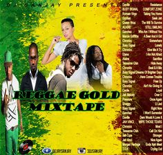 Reggae Gold Mixtape (September 2016) Chronixx, Busy Signal, JahCure and ...