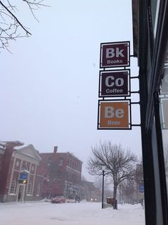Elements: Books, Coffee, and Beer ~ Biddeford, Maine