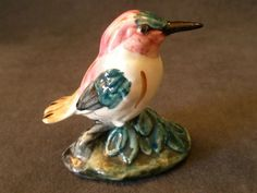 "Stangl Pottery ""Rufus Hummingbird"" Bird Figurine."