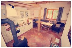 Loft, Bed, Furniture, Home Decor, Kaprun, Cottage House, Decoration Home, Stream Bed, Room Decor