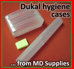 Simply Shoe Boxes: Dukal hygiene cases from MDSupplies review