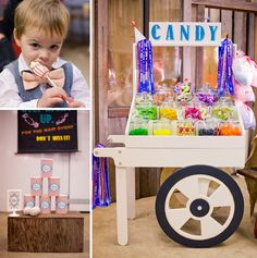 my son wants to do something different than a lemonade stand to make money - this would be perfect! Or he wants to do a fruit stand, but candy is more fun;-).