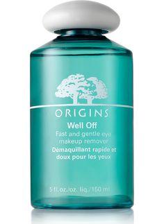 ORIGINS - Well Off Fast and Gentle Eye Makeup Remover | Selfridges.com