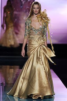 Elie Saab spring 2005 couture collection. See more: #ElieSaabAtFip, #FashionInPics