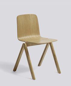 CPH Chair Oak lacquer - HAY