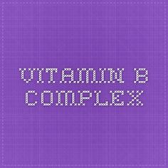 Vitamin B complex in Vemma's liquid nutrition products can be purchased at bethweisser.vemma.com