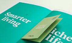 Amex Little Green Smarter Living Leaflet by Hoyne Design