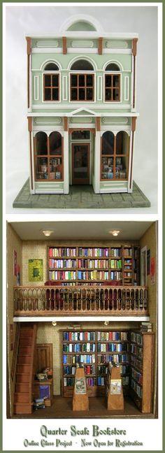 Mini Librería.