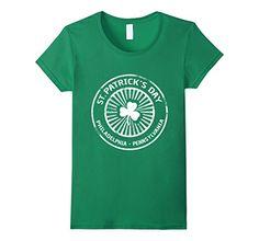 Amazon.com: St. Patrick's Day Philadelphia Pennsylvania Parade T-shirt: Clothing