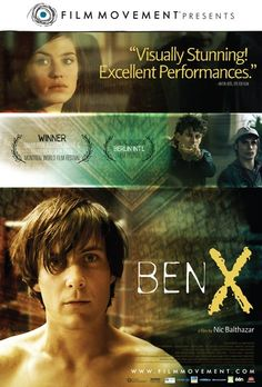 Ben X (2007)  About an autistic teen and the abuse he endures in high school. I cried through almost the entire movie.