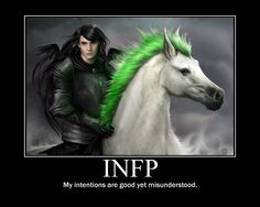 Hahaha.. yes! It should be a unicorn though.. I mean come on. <-----True though!