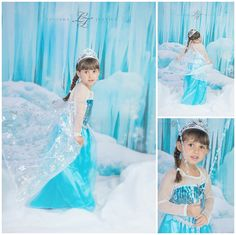 Frozen themed Photo session, Katy,TX.