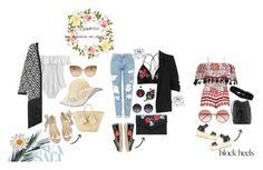 """Fashion set ideas for Espadrilles"" by kikyrejeki ❤ liked on Polyvore featuring Soludos, Gucci, J.Crew, Emma Pake, Linda Farrow, Miss Selfridge, Giselle, Topshop, River Island and Alice + Olivia"