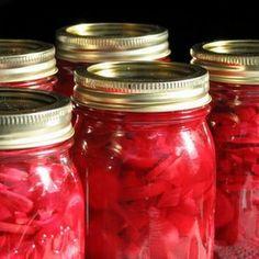 Beet Radish Pickles