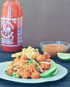 spicy Thai totchos