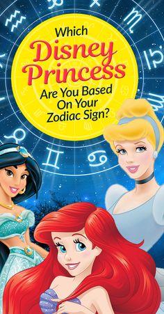 Which Disney Princess Are You Based On Your Zodiac Sign? Disney Fun Facts, Disney Tips, Disney Magic, Disney Quiz, Disney And Dreamworks, Disney Pixar, Walt Disney, Disney Characters, Disney Dream
