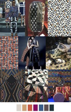 WORLD GEOMETRY on PatternCurator.org #FW18