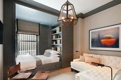 Спальня +гостиная