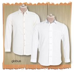 Be proud to wear the colour that you call your own. #white #mensfashion #shirts #Mensfashion