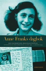 Titel: Anne Franks dagbok : den oavkortade originalutgåvan : anteckningar från gömstället 12 juni 1942 - 1 augusti 1944 http://www.shmoop.com/diary-of-anne-frank/