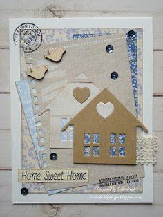 linde's hobbyblogje: Home Sweet Home