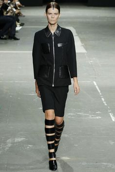 Alexander Wang Spring 2013 Ready-to-Wear Collection on Style.com: Runway Review